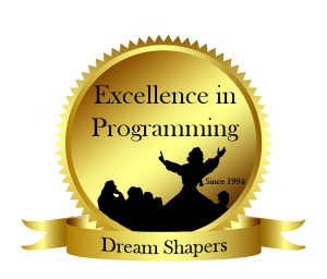 Dream Shaper Elementary School Assembly Seal of Excellence